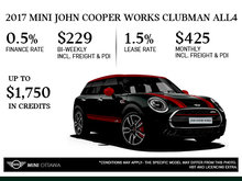 2017 MINI John Cooper Works Clubman ALL4