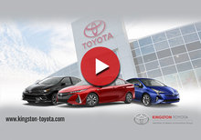 Kingston Toyota - August