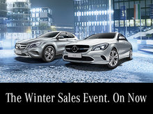 The Winter Sales Event. On Now.