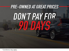 Don't Pay for 90 Days!