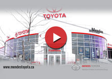 Mendes Toyota - janvier