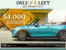 Save on 2017 Convertibles