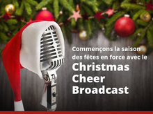 Christmas Cheer Broadcast