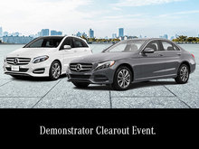 Demonstrator Clearout Event
