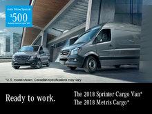 Auto Show Special - Sprinter