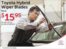 Toyota Hybrid Wiper Blades