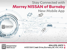 Stay Connected with Morrey Nissan of Burnaby