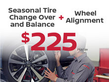 Seasonal Tire Changeover