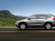 Honda CR- V 2014 - Your ally for winter