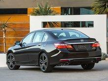 2016 Honda Accord - Novelty is key