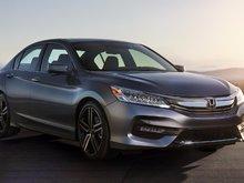 It's the Honda Accord's 40th Anniversary