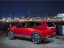 2017 Honda CR-V versus 2017 Nissan Rogue: two interesting compact SUVs