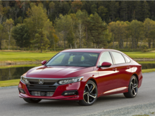 2018 Honda Accord Named North American Car of the Year