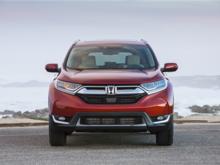 Three elements that set the new 2018 Honda CR-V apart