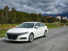 Recent road tests on the new 2018 Honda Accord