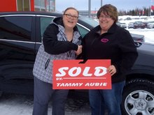 Very good service. Thank you it was very appreciated! Tammy Aubie and Charles are great employees