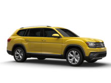 2018 Volkswagen Atlas: The Midsize SUV Designed for Your Family