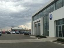 A Georgetown Volkswagen Test Drive