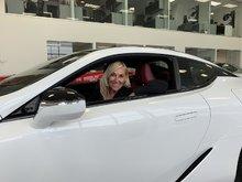 Nous sommes fiers de vous annoncer notre collaboration avec Chantal Machabée pour Lexus Laval!