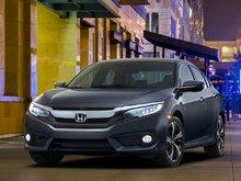 La Honda Civic 2016 est arrivée