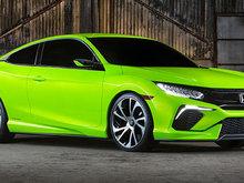 Une nouvelle version s'ajoute à la famille Honda Civic 2016
