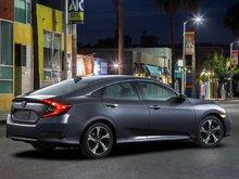 La Honda Civic 2016 prisée par l'AJAC