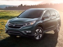 Honda CR-V 2016 : la polyvalence à l'avant-plan