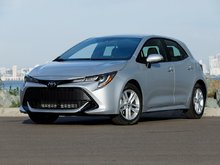Toyota Corolla Hatchback 2019 : la nouvelle compacte polyvalente