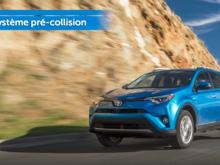 Toyota Safety Sense P - Système pré-collision avec fonction de détection des piétons