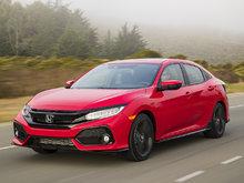 Trois choses que vous ne saviez peut-être pas à propos de la Honda Civic Hatchback