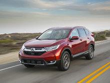 Le Honda CR-V 2019 demeure une référence dans sa catégorie