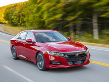 Honda Accord 2019 : une berline de luxe à prix accessible