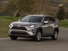 Trois raisons d'acheter un Toyota RAV4 2019 au lieu d'un Ford Escape