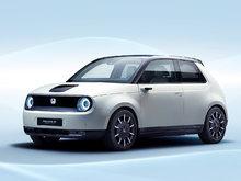 Le Honda E Prototype sera présenté à Genève