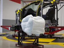 Honda présente un nouveau sac gonflable avancé