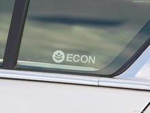 Bouton ECON: La conduite plus efficace
