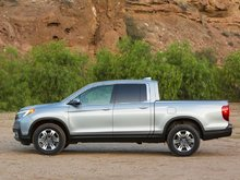 Two New models at Honda: 2017 Ridgeline and New Honda Civic Coupe