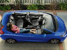 Honda Fit 2016 - La polyvalente