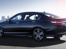 Honda Accord 2017 - Une étape importante franchie