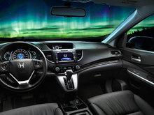 2014 Honda CR-V - Winter in comfort