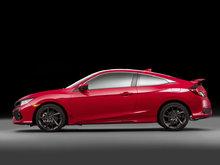 La prochaine Honda Civic Si présentée