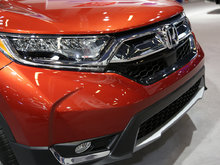 Discover the 2017 Honda CR-V at the Montreal Auto Show