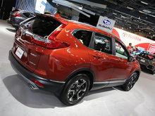 Découvrez le Honda CR-V 2017 au Salon de l'auto de Montréal