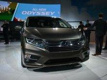 Honda Odyssey 2018 : elle arrive ce printemps