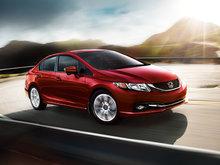 Honda Civic 2014 – Toujours le choix numéro 1