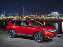 2018 Honda CR-V: everything you need to know