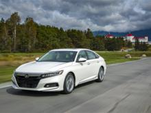2018 Honda Accord Receives Two Prestigious Titles