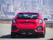Honda Civic à hayon 2018 : spacieuse et puissante à Hull, Québec