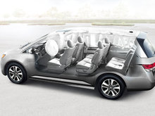 2014 Honda Odyssey – Easy-access, roomy interior, great fuel economy