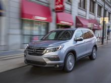 Meet the all-new 2018 Honda Pilot in Terrebonne, Quebec